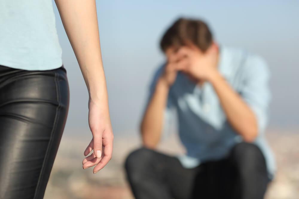 Si has terminado tu relación no caigas en esta trampa